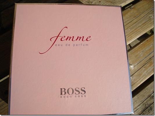 Hugo Boss – Femme by Boss