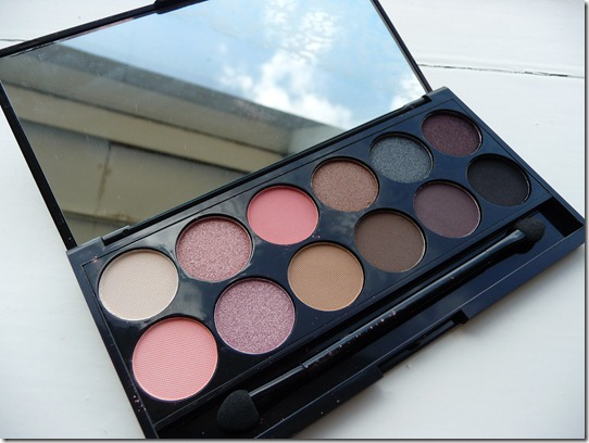 Sleek – Oh So Special palette