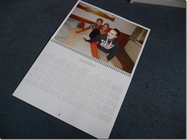 Pixum – Fotokalender