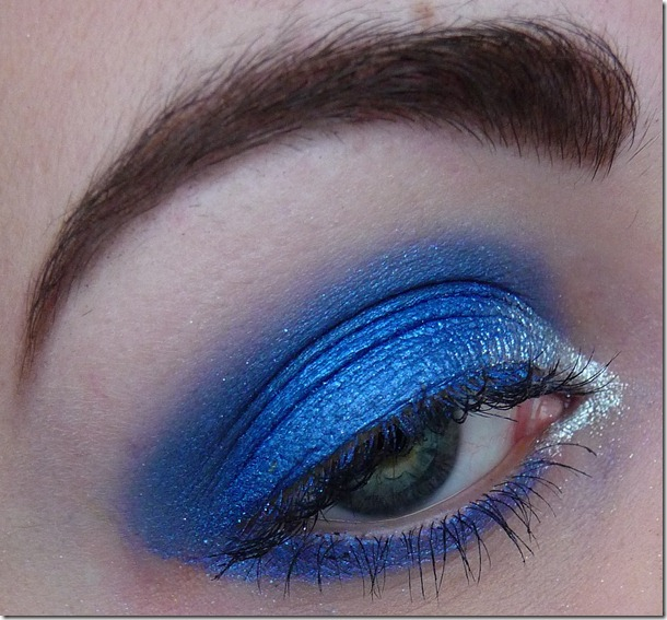 New Year's Eve Make Up