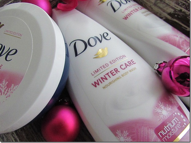 Dove winter care Amber