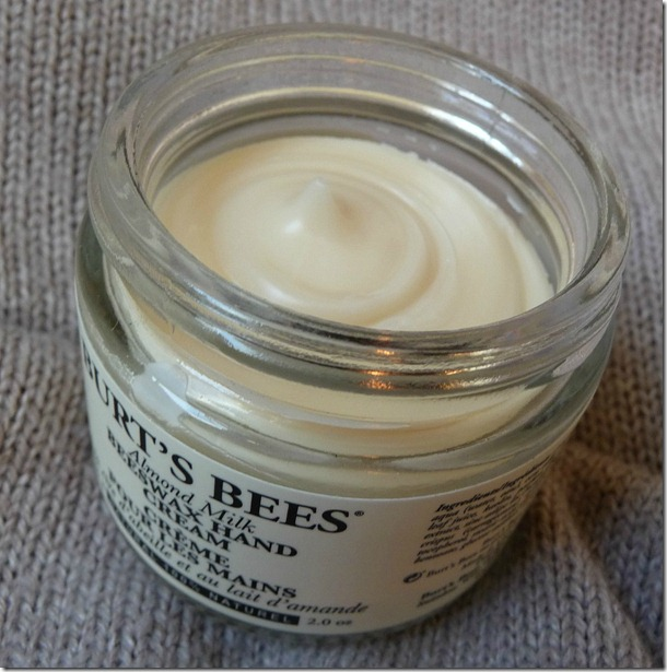 Burts Bees – Almond Milk Beewax Hand Cream