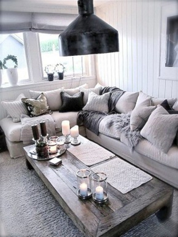 Inspirerende interieur foto s dit is ons - Deco gezellige lounge ...