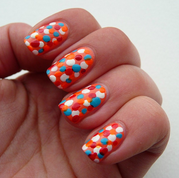 Koninginnedag Nails