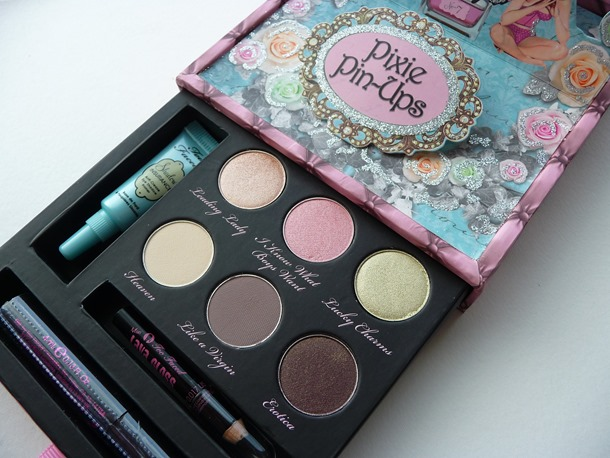 Reminder! Winactie – Too Faced Pixie Pin-Ups Palette!