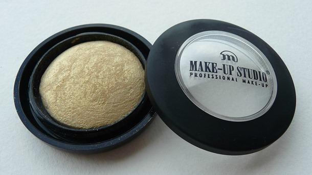 Make Up Studio – Ivory Gold