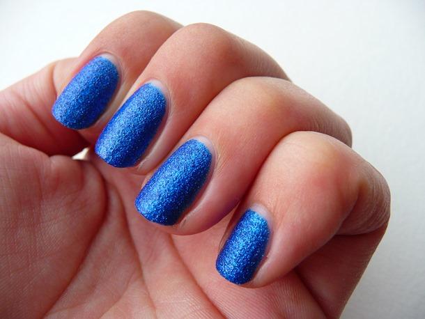 ANNY –  694 Blue Hypnosis Sand nagellak