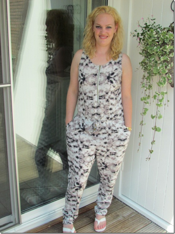 Outfit Of The Day – Nieuwe jumpsuit