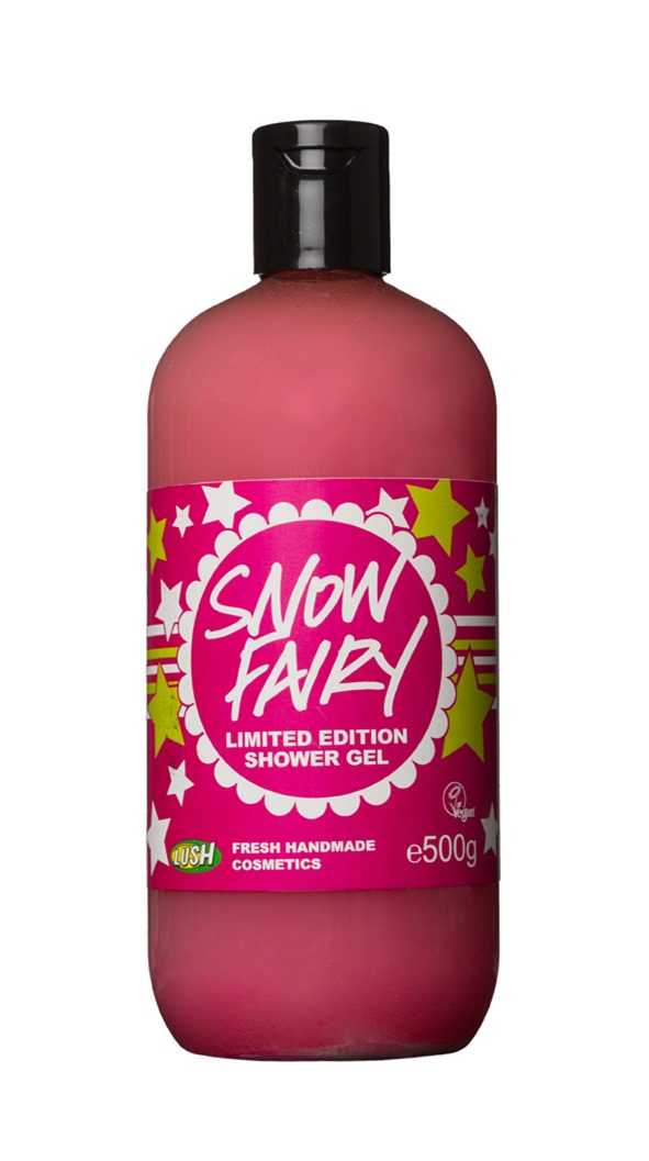 Snow Fairy Showergel