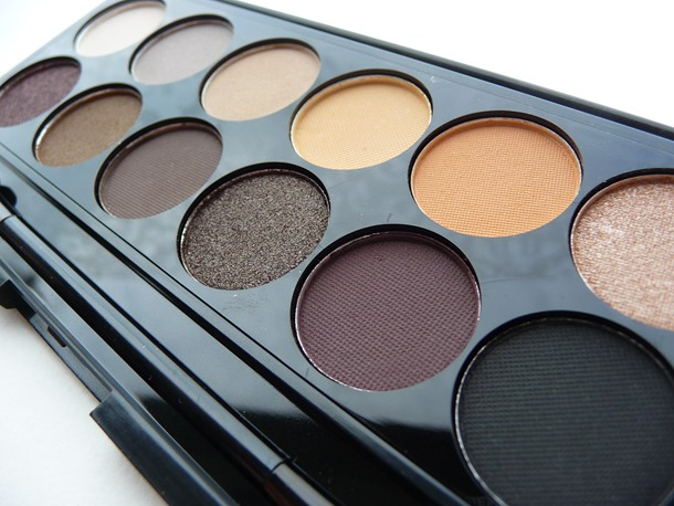 Sleek – Au Natural palette