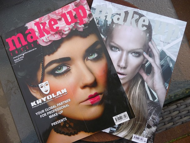 Kryolan – Make up international magazine