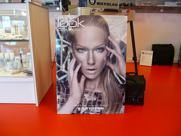 kryolan showroom impressie 100