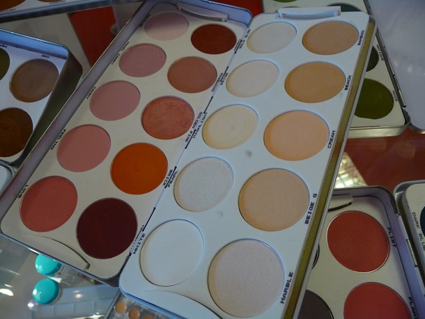 kryolan showroom impressie 150