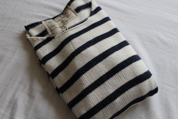 Nieuwe trui van Garcia Jeans