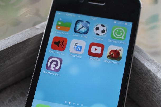 Reclame App 110