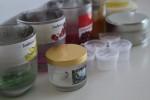 Opgemaakt geurkaarsen & waxmelts van het afgelopen half jaar