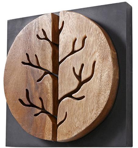 Mijn favoriete woonaccessoires van otto dit is ons for Houten decoratie boom