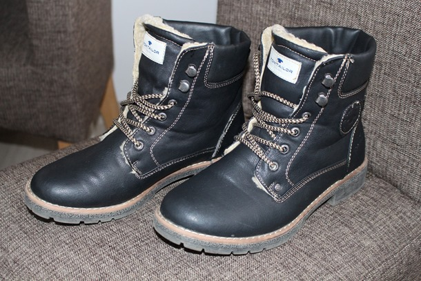 New Shoes – Tom Tailor Boots