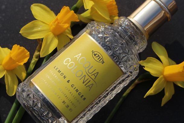 4711 Acqua Colonia Lemon & Ginger parfum