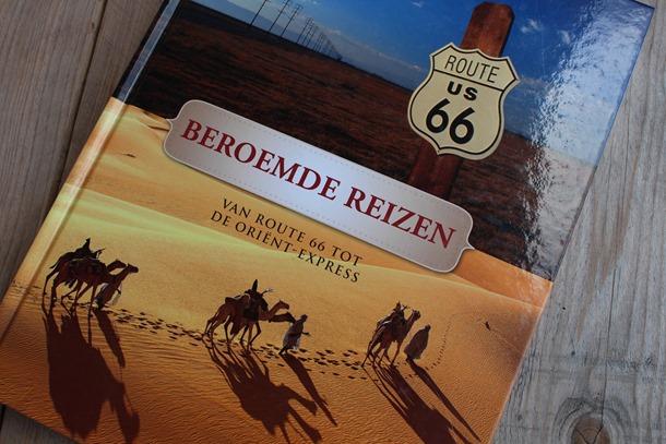 Boek review – Beroemde reizen
