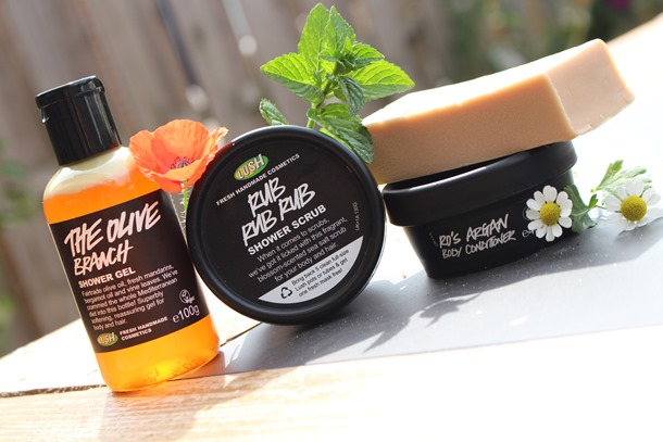 Lush All The Best cadeaubox review