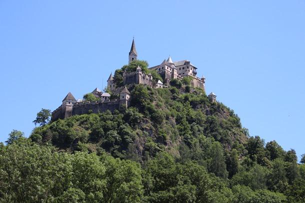 Bezienswaardigheden Oostenrijk, Karinthië – #3 Burg Hochosterwitz