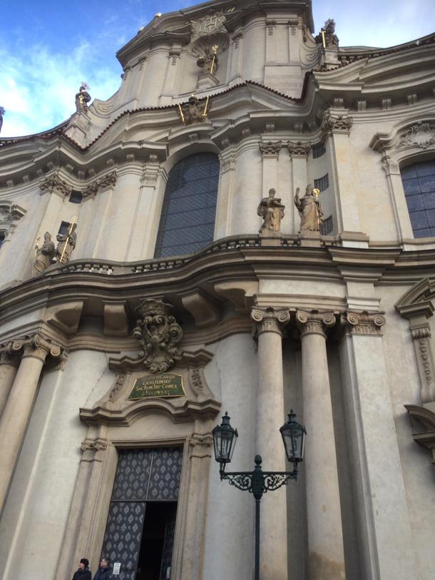 St. Nicholas kerk | Praag, Tsjechië