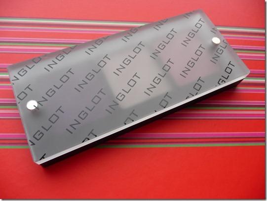 Inglot free system magnetic palette #2