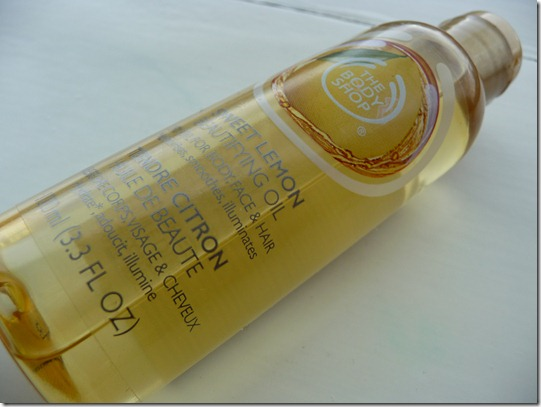 Essence parfum, etos haarmasker, tbs olie, kruidvat 029