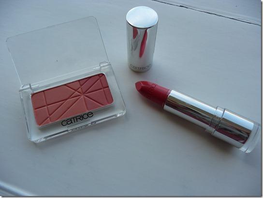 Catrice - LE Cruise Couture lipstick & blush