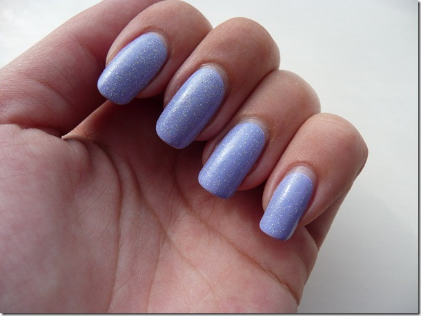 groene look,blauw geel nagels 079