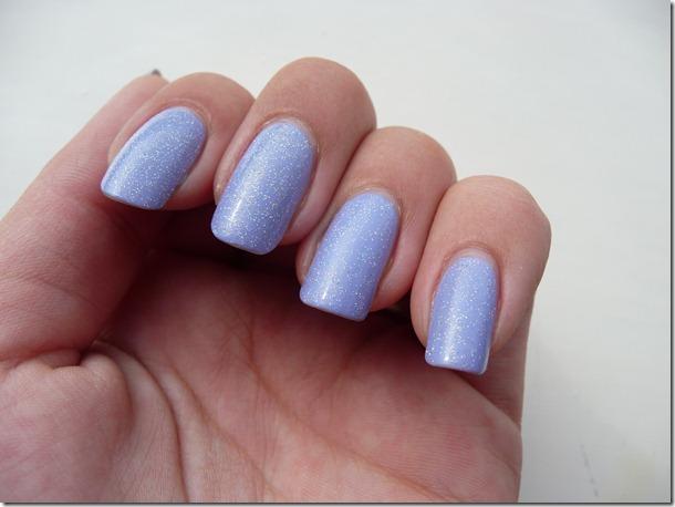 groene look,blauw geel nagels 081