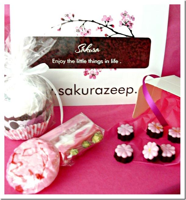 Winactie dag #2– Sakura pakket vol lekkere handgemaakte producten!