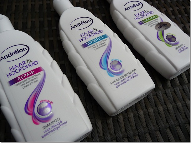 Andrélon haar & hoofdhuid shampoos