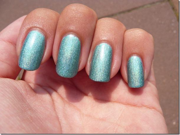 Pupa holografische nagellak 032 Emerald