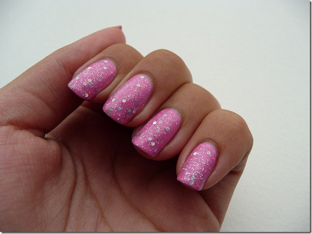 Awesome pink combo!