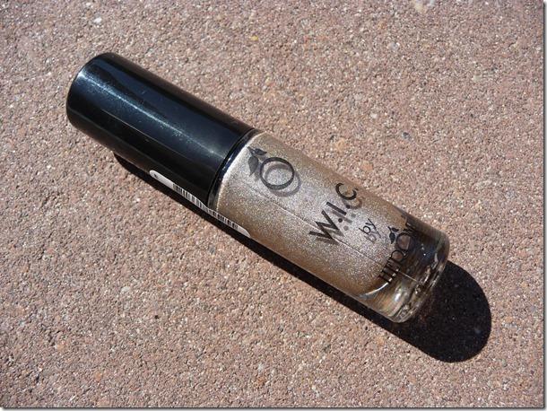 herome winactie, inglot pigment, look 084