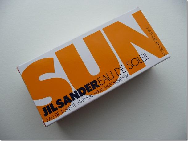 Jil Sander–Eau de Soleil Sun