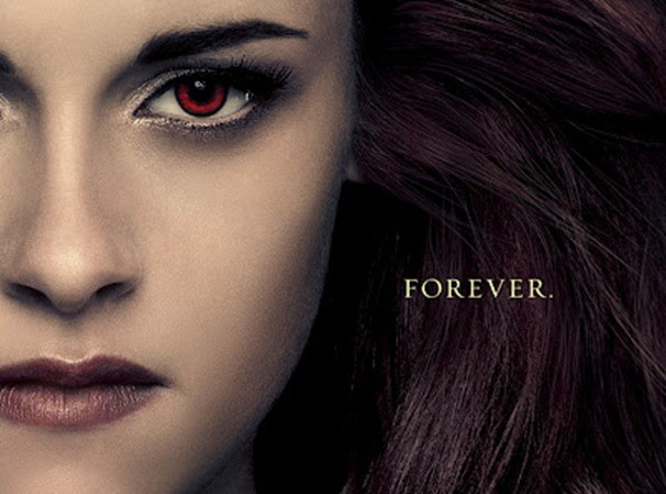 Kristen Stewart Twilight Breaking Dawn Part 2