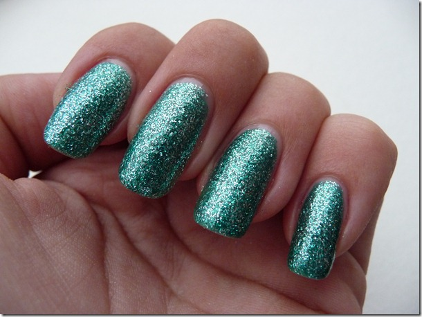 Pupa Glitter Nail Polish