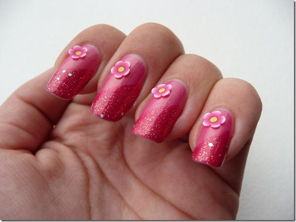 Prinsessen Nail-art