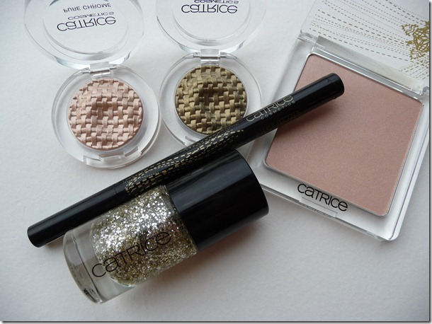Catrice – SpectaculART eyeshadows, highlighter, nagellak en eyeliner