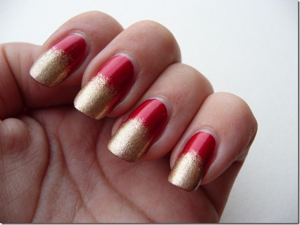 kerstnagels en daily look 001