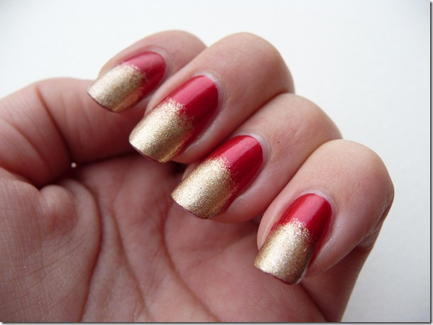 kerstnagels en daily look 008