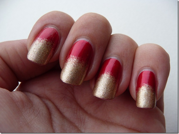 kerstnagels en daily look 013