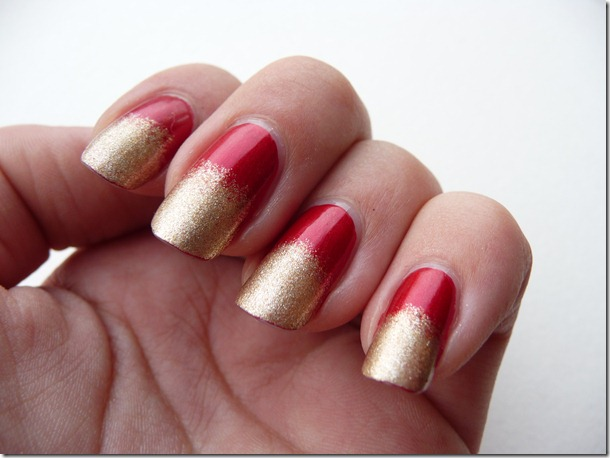kerstnagels en daily look 014