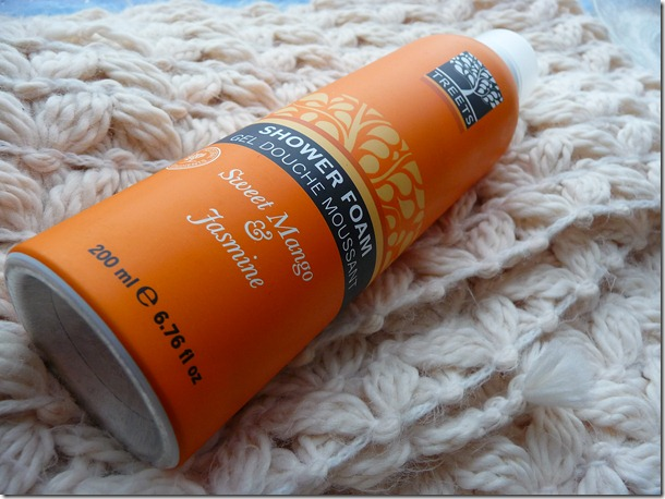 Treets – Sweet Mango & Jasmine Shower Foam
