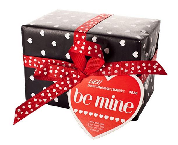 Be Mine cadeaupakket