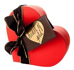 Heart of Gold cadeaupakket
