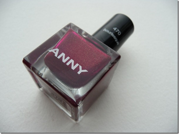 Anny Nail Polish – 470 Bourlesque
